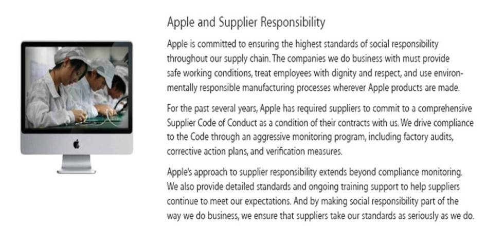 apple responsibilty and strategiesapple company responsibility View this term paper on apple corporate responsibility and marketing strategies one of the more popular marketing strategies today that is still relatively.